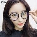 Kingseven Men Women Eyeglasses Frames Sports Eyewear Plain Glasses Spectacle Frame Optical Brand Glasses With Original package