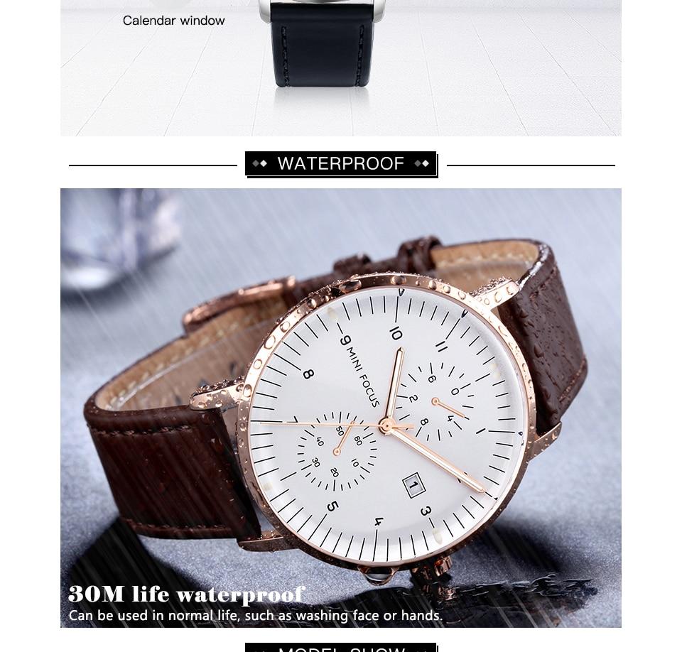 HTB1p1PyctcnBKNjSZR0q6AFqFXaZ MINI FOCUS Mens Watches Top Brand Luxury Quartz Watch Men Calendar Bussiness Leather relogio masculino Waterproof reloj hombre