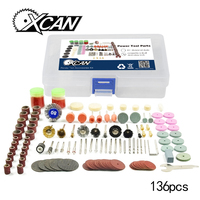 Abrasive Tools 136Pcs Set Drill Rotary Tool Total Grinding Carving Polishing Tool Cutting Cut 1 8