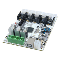 3D printer GT2560 control board ATmega2560 development board Support LCD2004 and LCD12864 power than Ramps1.4+ mega 2560