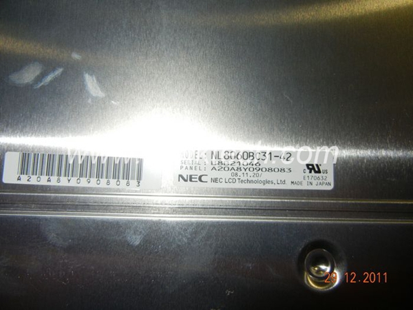 NL8060BC31-42 NL8060BC31-42E NL8060BC31-42G 12,1 hüvelykes ipari - Játékok és tartozékok