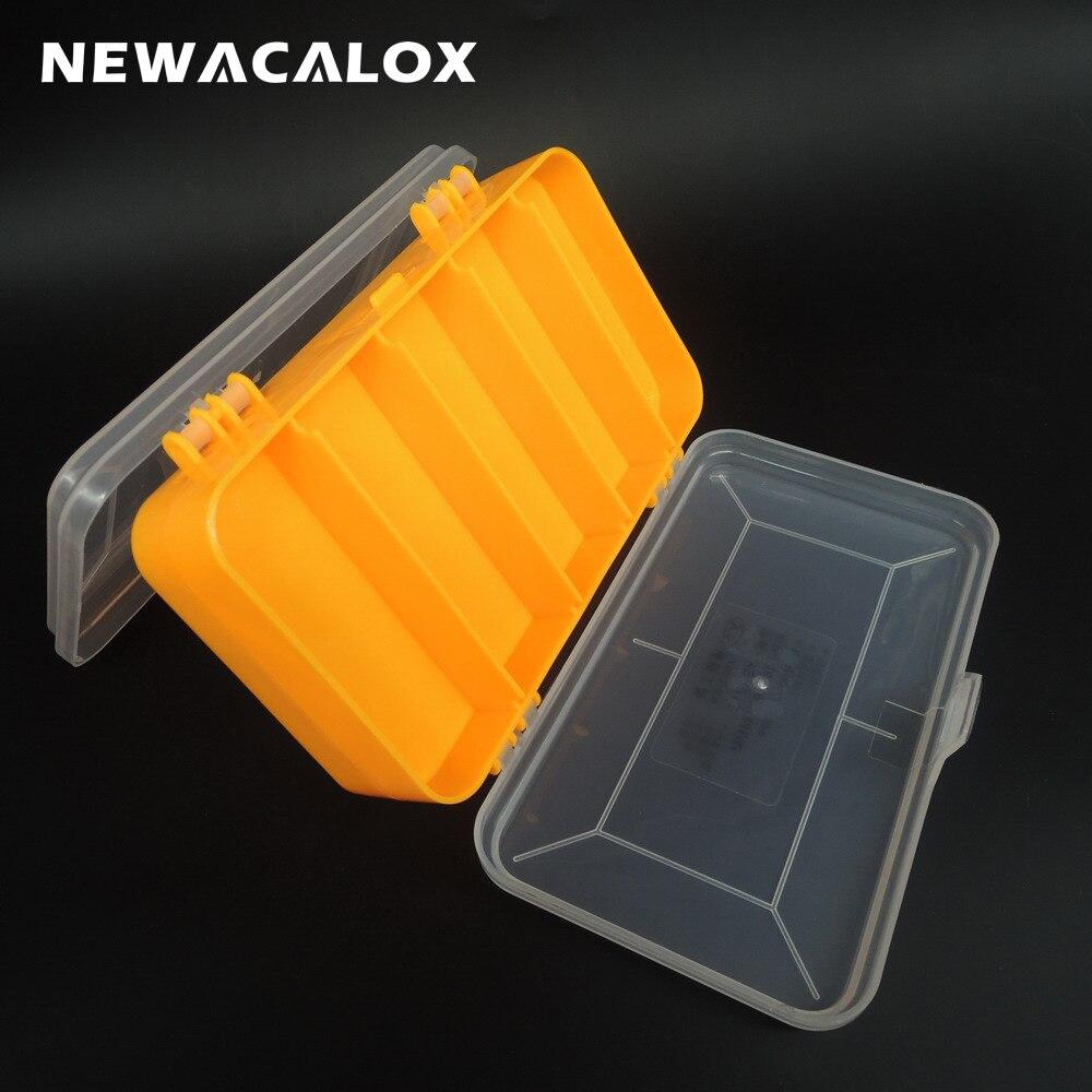 двойной коробки для инструментов электронный пластик запчасти инструментов skater SMD монтажа инт компонент коробка для хранения