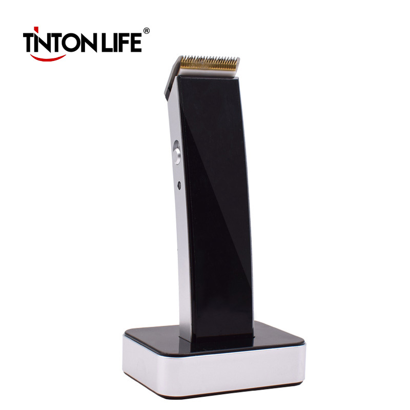 Электрическая бритва TINTON LIFE для мужчин, триммер для стрижки бороды, 220-240 В, профессиональный триммер для волос