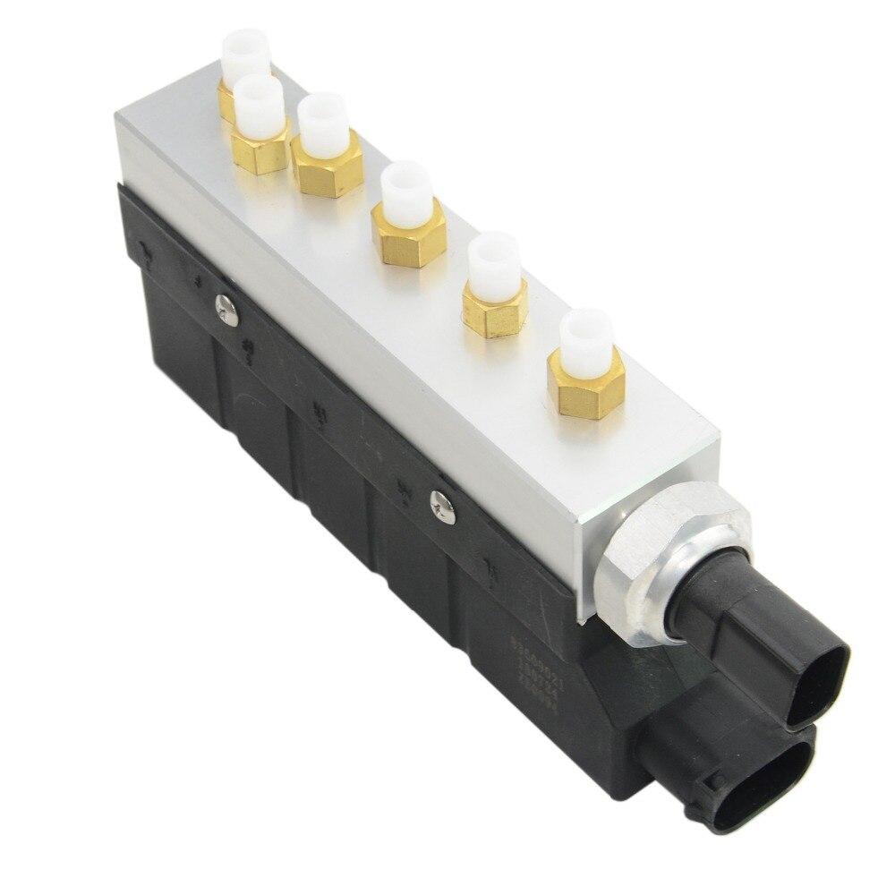 medium resolution of new air suspension solenoid valve block for jaguar xj xjr xj6 xj8 x350 x358 vaden plas 2w933b486aa c2c35166 in valves parts from automobiles motorcycles