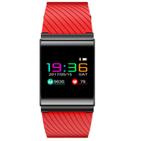 X9 Pro Colorful Screen Smart Warterprooof Wristband Passometer Blood Pressure Watch Sport Bracelet Heart Rate Monitoring