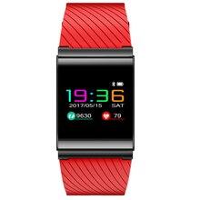 X9 Pro красочные Экран Smart warterprooof браслет шагомер Приборы для измерения артериального давления Watch Sport браслет мониторинга сердечного ритма крови