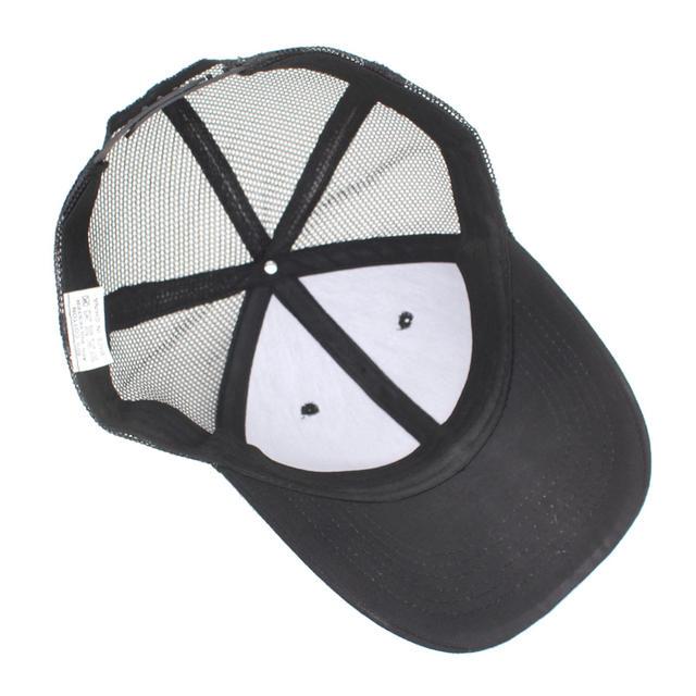 SKULL BASEBALL CAPS (6 VARIAN)
