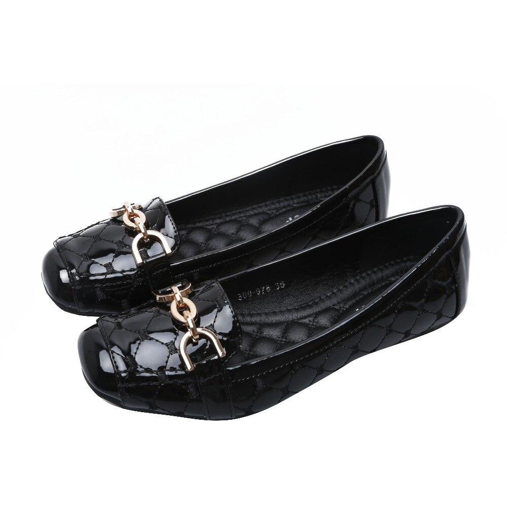 Chaussures Chaussure Bout Sans pink Suede Pois black Plates Beige Baleriny Plat Lacets Solide Carré Bateau Ballet Appartements Couleurs Nouveau Femmes Doux wvON8y0mn
