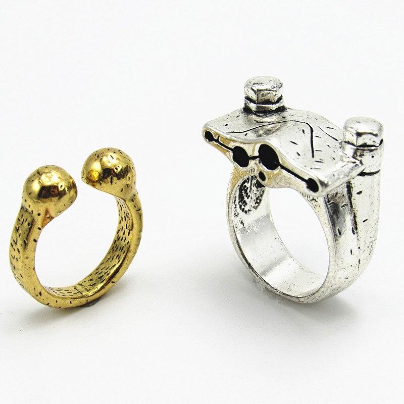 Jason Momoa Necklace: 2018 NEW Cosplay Aquaman Ring Jason Momoa Ring Gift For A