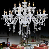 Royal lamps Empire Crystal Chandelier Light modern crystal led light home lighting branched indoor lighting chandeliers kitchen