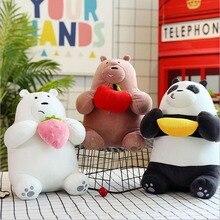Creative Lovely Bear Hug Fruit Plush Toy Stuffed Animal Doll Children Birthday Gift