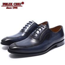 LUXURY BRAND GENUINE LEATHER SHOES MEN LACE UP OFFICE WORK SHOES SOLID FORMAL BROGUE POINTED TOE OXFORDS WEDDING SHOES SUMMER