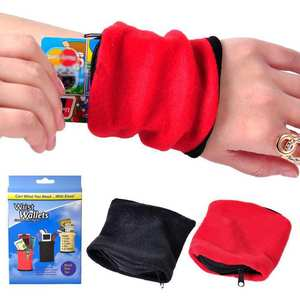 Wallet Travel-Pouch Bike Multi-Function Camping-Tools Gym Sports Wrist-Bag Woolsack Outdoor