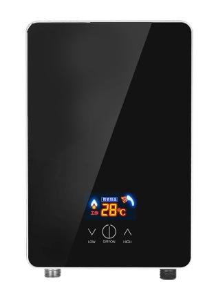 DSK-65,electric water heater,tankless water