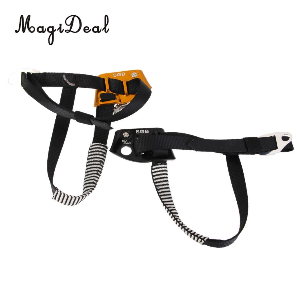 Climbing Right Foot Ascender Rock Mountaineering Equipment Device Accessory