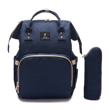 POFUNUO Mommy Bag Multifunctional Baby Nappy Bag Large Capacity Waterproof Shoulder Backpack Maternity Travel Nursing Backpack