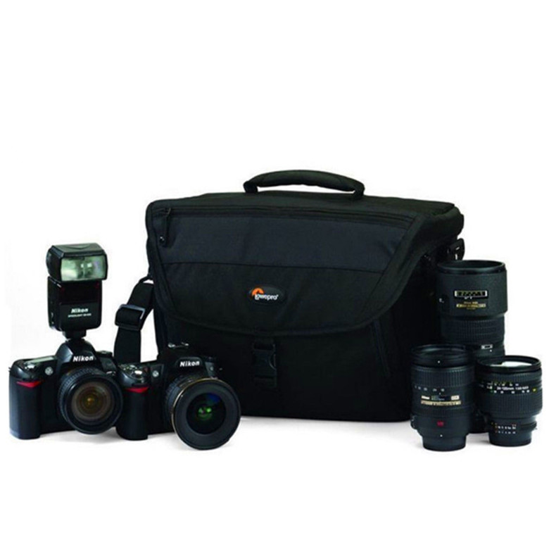 Lowepro Nova 190 AW Camera Bag Single Shoulder Bag Case Camera Shoulder Bag With all weather Cover сумка lowepro nova sport 7l aw orange