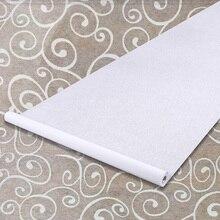 Прохода бегун Свадебные аксессуары поставка длинный белый один раз использовать только бегун украшения