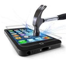 Закаленное Стекло защитный Плёнки для iphone 4 4S 5 5C 5S SE 6 6 s 8 плюс 7 7 Plus X мобильный телефон Обложка + чистый комплект