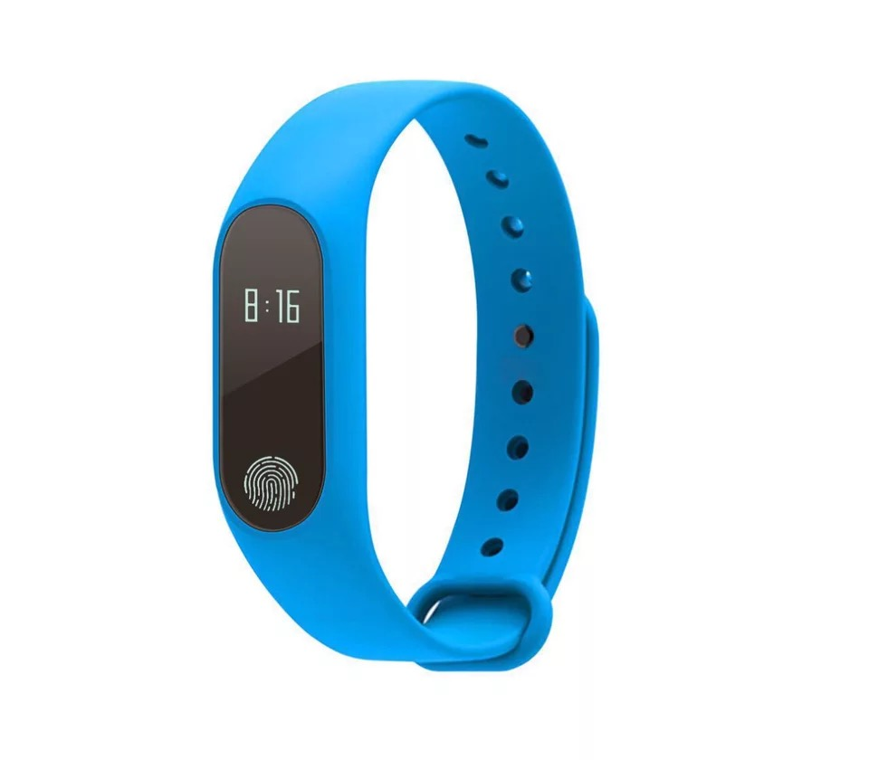 fitness bracelet smart wristband for samsung xiaomi huawei heart rate fitness tracker  waterproof sport smart band english Version-in Smart Wristbands from Consumer Electronics