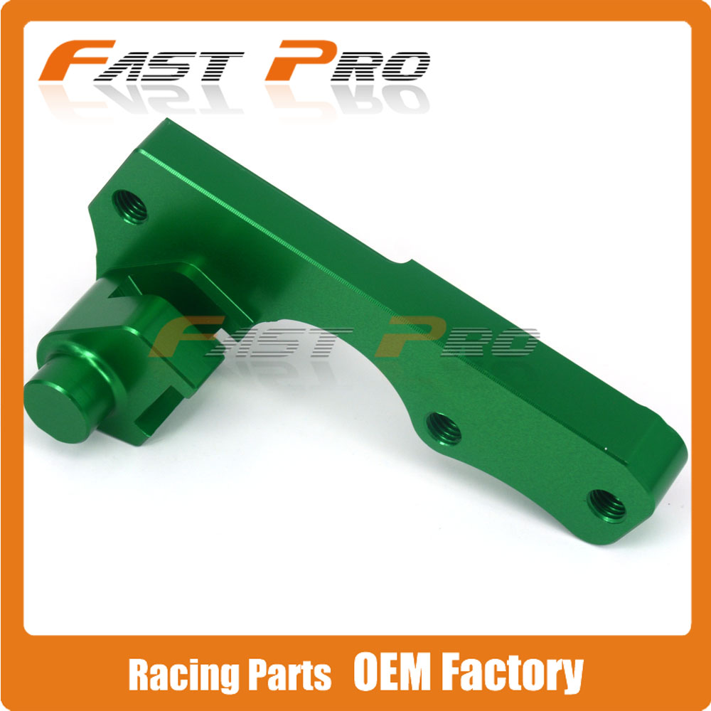 270MM Brake disc Adapter Bracket KX KXF KLX KX125 KX250 KX500 KX250F KX450F KLX250 KLX300 KLX450 KLX650 Enduro MX цены