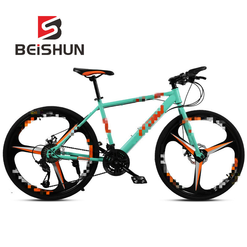26-inch Bicycle Overall Wheel Speed Mountain Bike 21-30 Speed Mountain Bike