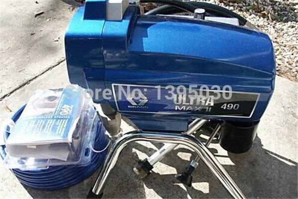 1tk tehases lahtiselt müüa kolvi tüüpi ST-490 õhuvaba värvi - Elektrilised tööriistad - Foto 2