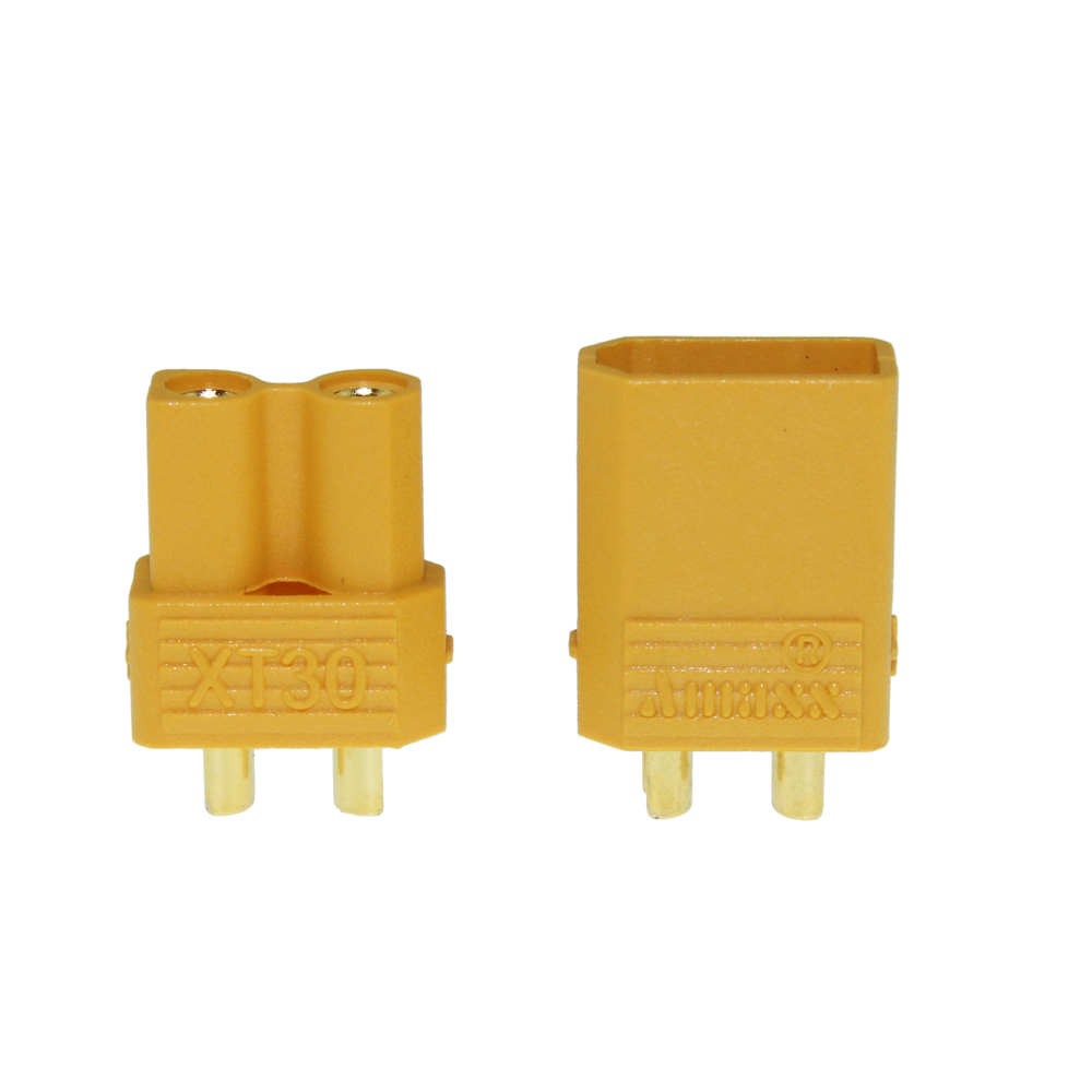 XT90 XT60H XT60 Connectors Male /& Female Plugs for RC Drone LiPo Battery