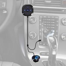 Горячая гарнитура прикуриватель Магнитная база Bluetooth автомобильный комплект MP3 A2DP 3,5 мм AUX аудио музыкальный приемник адаптер USB зарядное устройство