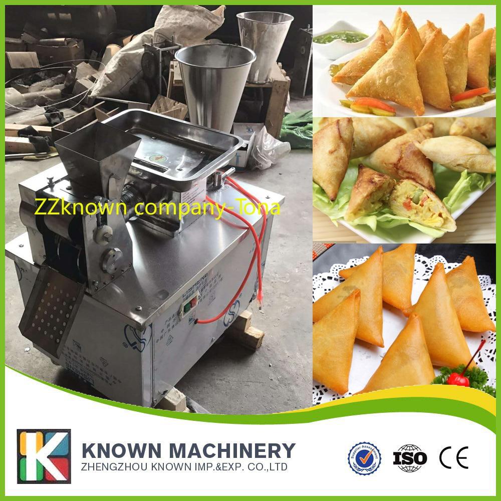 Turkey popular automatic samosa machine samosa making machine hot for sale