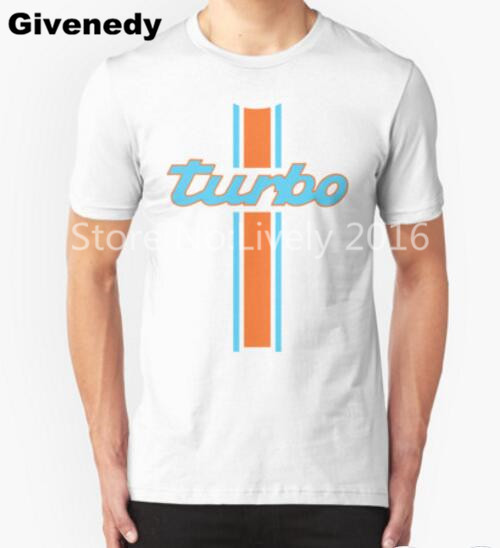 Turbo Stripes Mens & Womens Print Pattern T Shirt