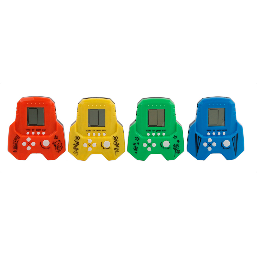 Mini Portable Game Player Console for Children Game Player Console Kids Handheld Mini Gaming Tools for Kids Pocket Mini Gaming