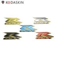 KODASKIN Motorcycle Logos Emblems Stickers 3D Decals for Suzuki GSXR GSX R 150 600 750 1000 1300 Hayabusa