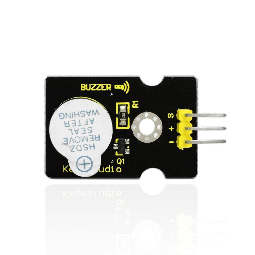 Free Shipping !Keyestudio Active Buzzer Alarm Module For Arduino