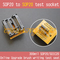 IC TEST 300mil SOP20 to SOP20 test socket SOP20/SOIC20/SO20 socket