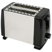 Автоматический тостер, тостер с 2х широкими прорезями для до 4х дисков, 6х шелковых ступеней с горячим рулоном для Круассанов, бубликов