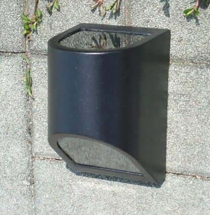 3 Вт водонепроницаемый наружный светильник садовые светильники современный настенный светильник Наружное освещение настенные лампы содер