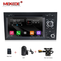 Cheap Price Free Map 2DIN Car Dvd Multimedia Radio For Audi A4 2002 2008 RS4 With