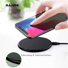 15W Qi Wireless Charger For iPhone Fast Wireless Charging for Samsung Hua Wei Xiaomi USB Charger Pad