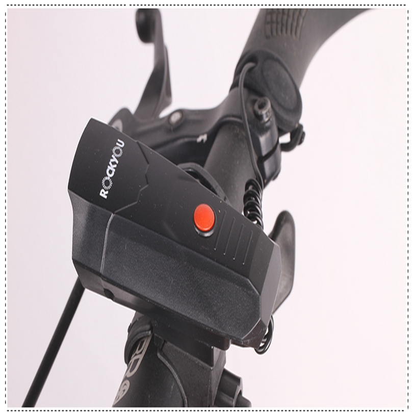 Bicycle Bell Bike Horn Safety Cycling Horns Electronic Riding Bicycle Handlebar Ring Bell Horn Strong Loud Air Alarm Bell Sound