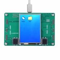 BEST LCD Screen EEPROM Phone Photosensitive Data Read Write Backup Photosensitive Repair Tool for iPhone X / 8 Plus / 8