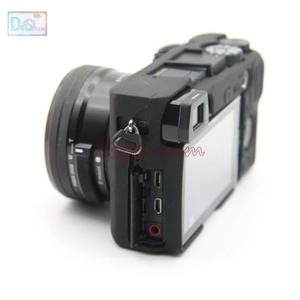 Image 5 - ยางซิลิคอนกรณี Body Protector สำหรับ Sony A6100 A6300 A6400 ILCE 6100 ILCE 6400 ILCE 6300 กล้อง