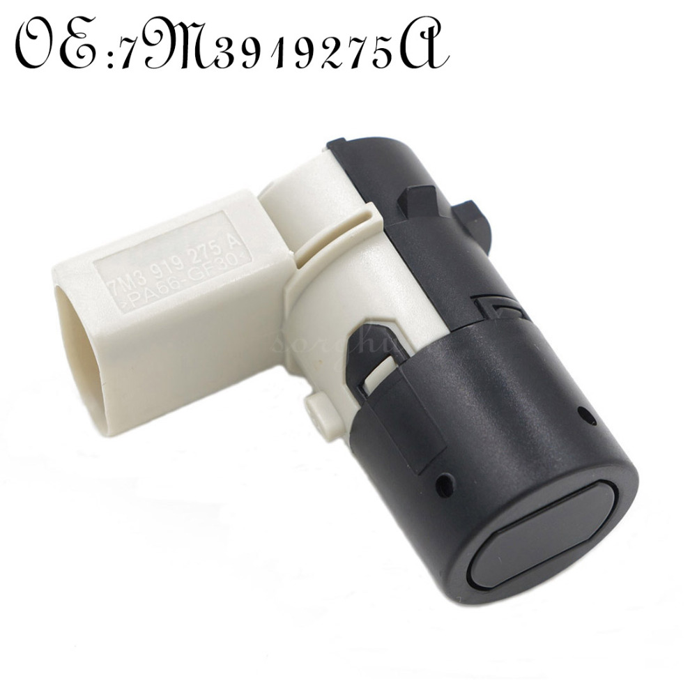 PDC Parking Sensor Fits Audi VW Seat Skoda Ford Galaxy Sharan A2 A3 A4 A6 7M3919275A 4B0919275A