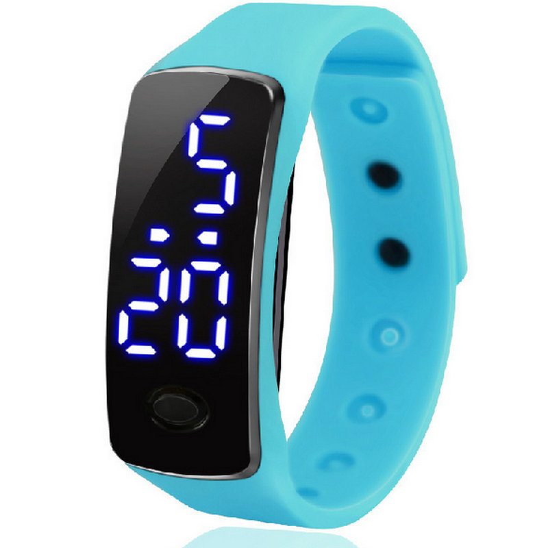 wholesale Young fashion male student led girl child Men s Men Clock sports ring lovers electronic