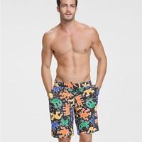 2019 Summer Sport Swimwear Men Anti Sweat Mens Swimming Trunks Soft Swimsuit Shorts Pants For Beach Swim Short Xxxl Boardshorts