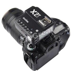 Image 5 - Godox X2T C X2T N X2T S X2T F TTL 1/8000s HSS transmetteur de déclenchement de Flash sans fil pour Sony Canon Nikon Fuji Olympus