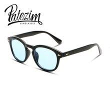 Superestrella Johnny Depp gafas de Sol Hombre Caliente Nueva moda vintage Remaches Gafas de mujer de marca gafas de Sol gafas de sol oculos
