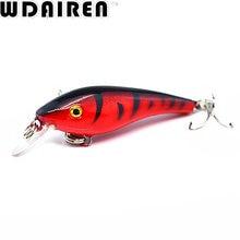 1Pcs wobblers Crank Bait 5.7cm 4.4g Fishing Lures Tackle Swim bait fishing japan Hard Crazy Bass Crankbait Fish Lure FA-320
