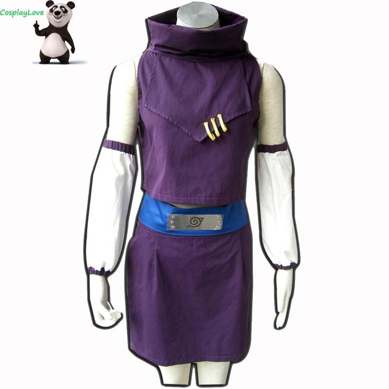 CosplayLove Naruto Shippuden Cosplay Costume Naruto 1h Yamanaka Ino Cosplay Costume Custom Made For Girls Women Adult Kid