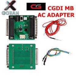 CGDI MB adapter ac działa dla me-rcedes W164 W204 W221 W209 W246 W251 W166 dla danych z oryginalnym narzędziem o najlepszej jakości
